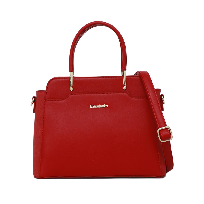 Tas Wanita Elizabeth Bag Cera Handbag Red