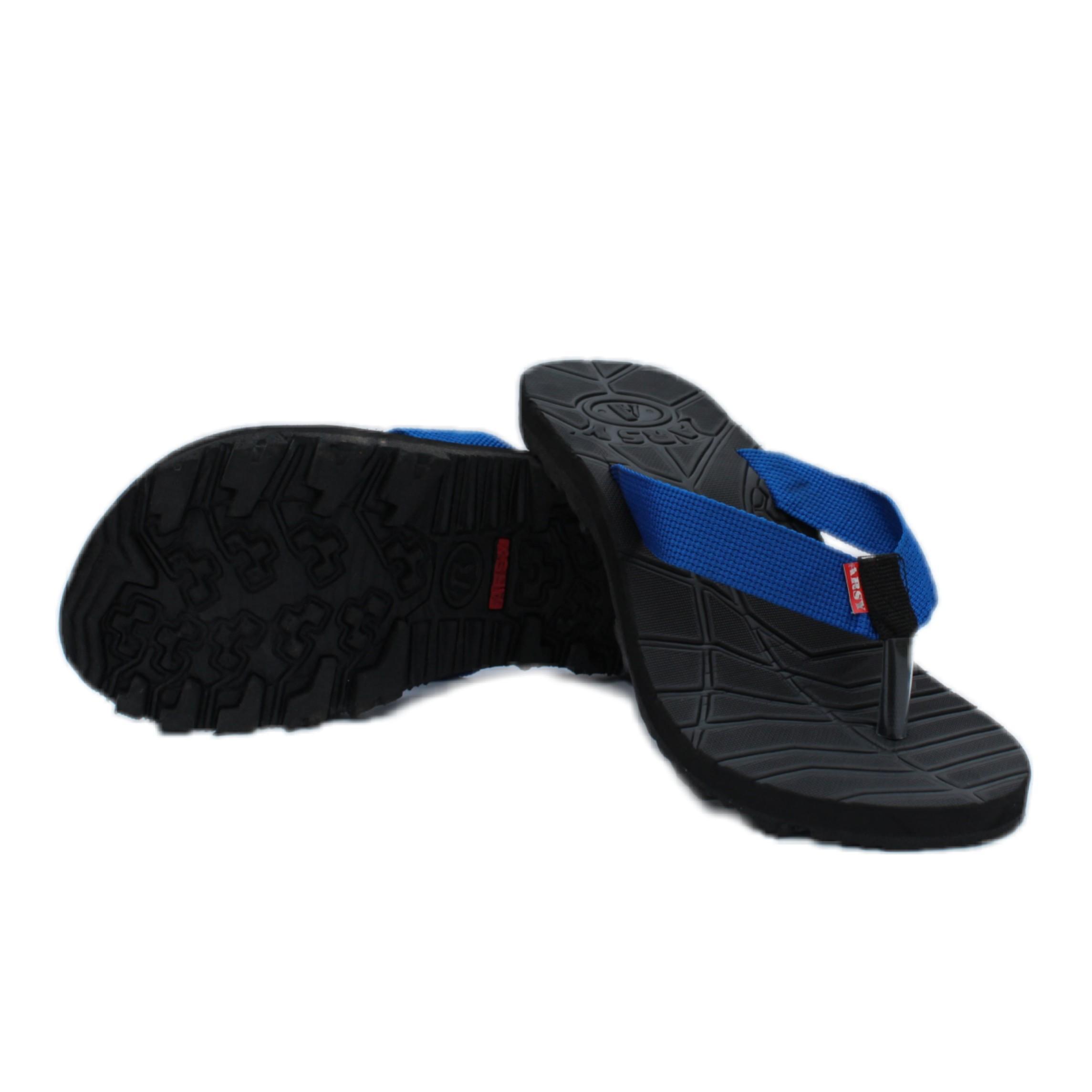 be94abbc54fd0b Arsy Sport   Sandal Gunung   Sandal Pria   Sandal Jepit   Sandal Murah -  Biru