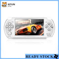 """Kfun [Bảng Điều Khiển Trò Chơi] A10 8GB Cầm Tay Trò Chơi PSP Bảng Điều Khiển Trò Chơi Máy Chơi Game Được Xây Dựng-In 1000 Trò Chơi 4.3 """"Di Động Console Đồ Chơi Cho Trẻ Em 037"""