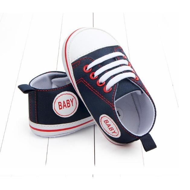 Sb.id Prewalker Shoes Toodler Sepatu Baby For Newborn / Baby Casual Shoes Model Tali By Supplierbatam.id.