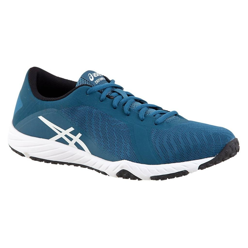 Sepatu Asics Defiance X Sports Running Trainning - Blue 74cd1d3144