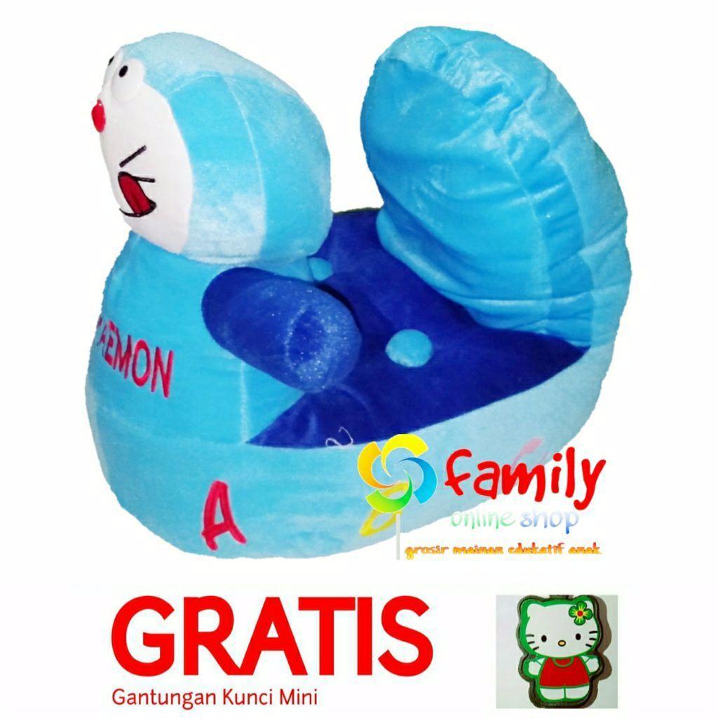 Family Boneka Odong Odong Doraemon/ Sofa Odong-odong/odong-odong