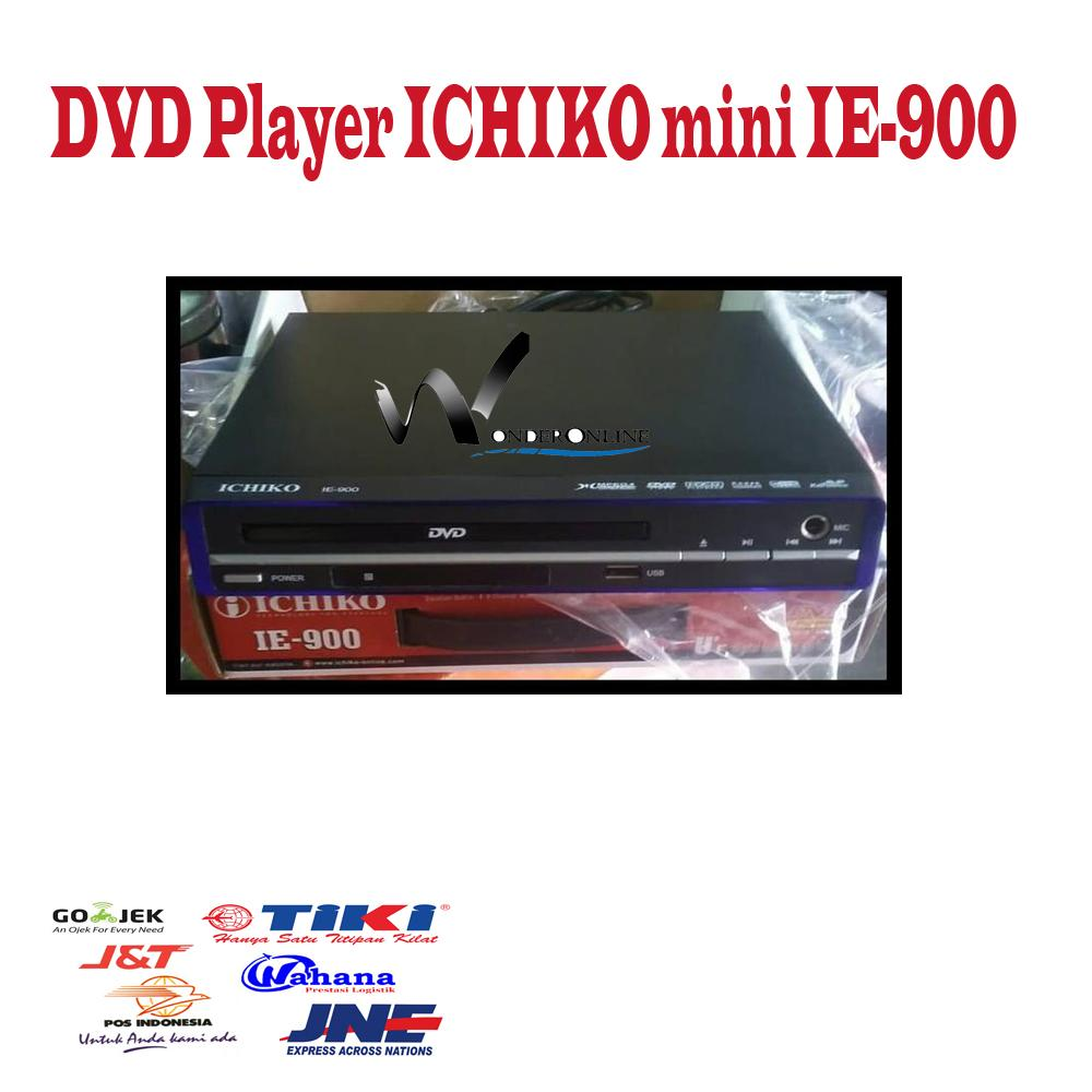 PROMO DVD PLAYER ICHIKO/MINI/USB/KARAOKE IE900