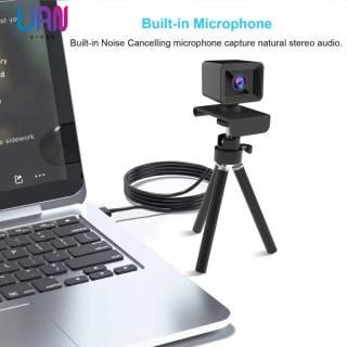 Webcam Streamcam Logitech Chính Hãng LJAN Camera Web Micro Tích Hợp Lấy Nét Tự Động Full HD 1080P Ổ Đĩa- Miễn Phí Tập Trung Cố Định, Cho Máy Tính PC Máy Tính Xách Tay Máy Tính Để Bàn Mới thumbnail