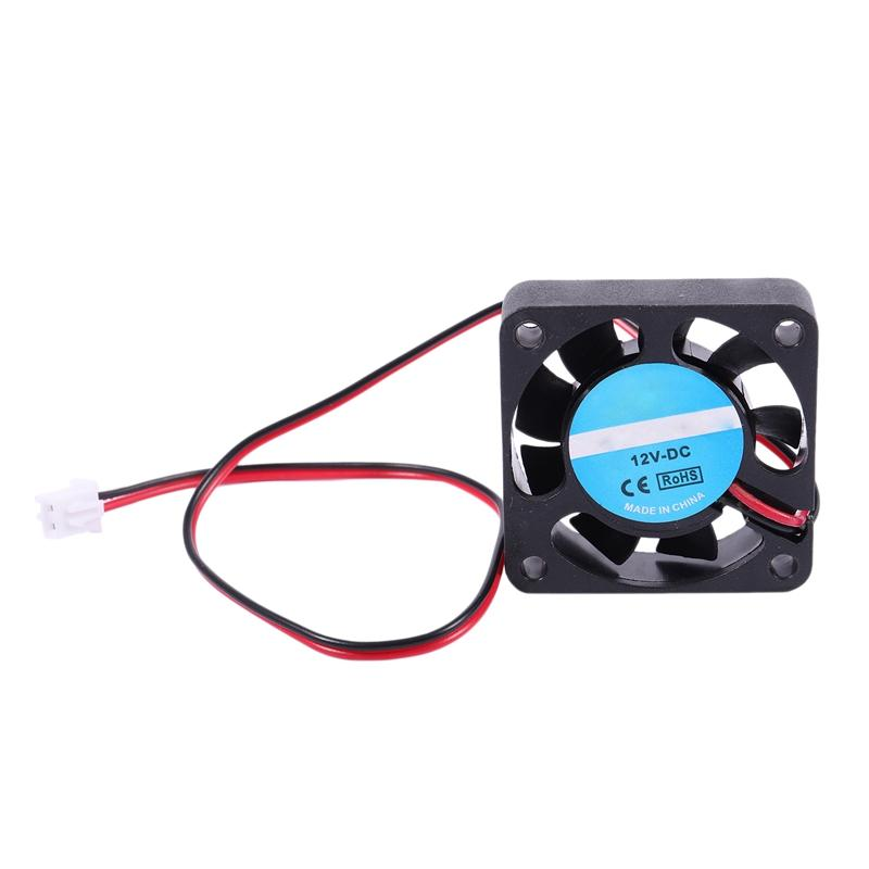 1pcs Cooler Axial Fan 12v 40x40x10mm For Arduino Raspberry Computer 3d Printer C.
