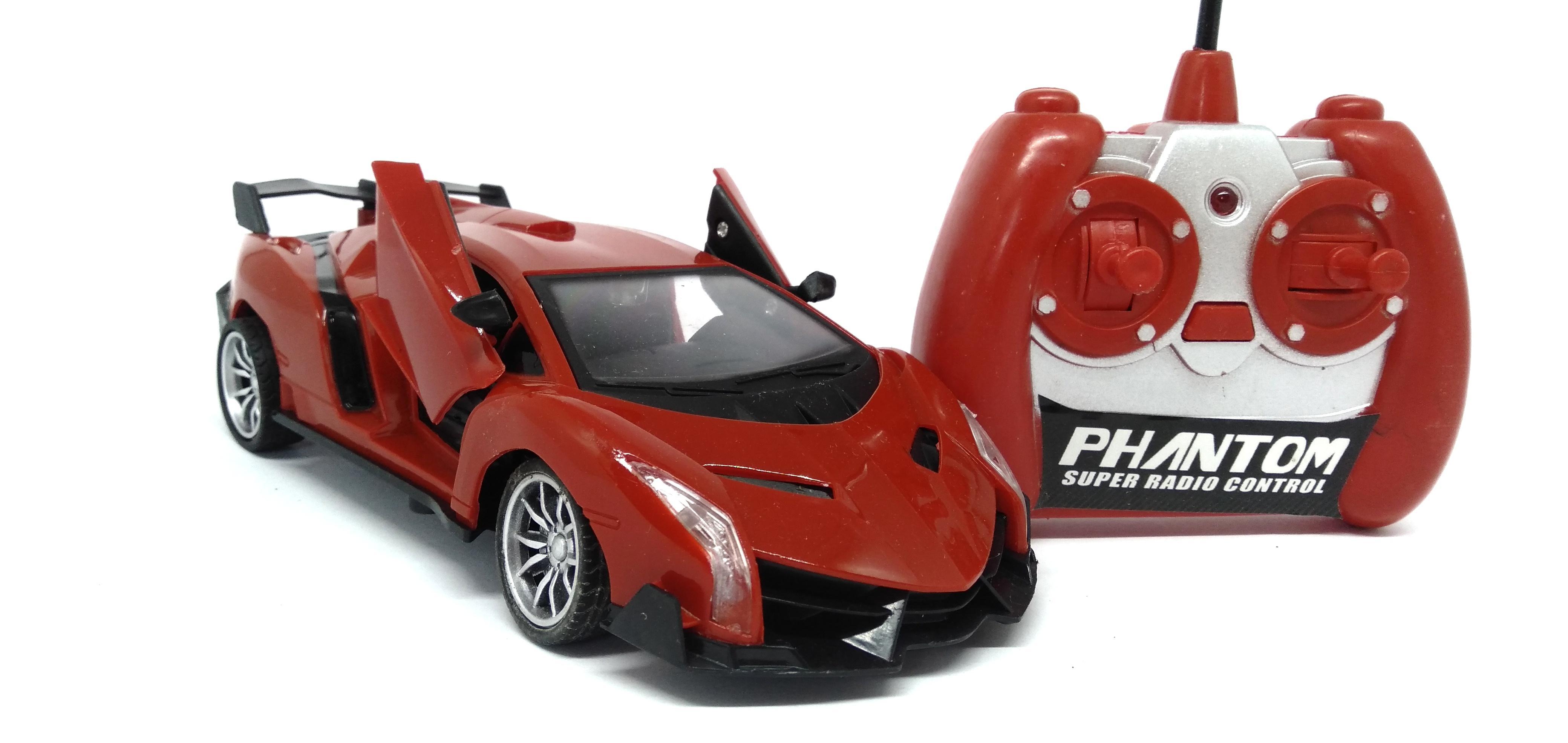 Mainan Mobil Remote Control Rc Lamborghini Buka Pintu By Wahana Toys.