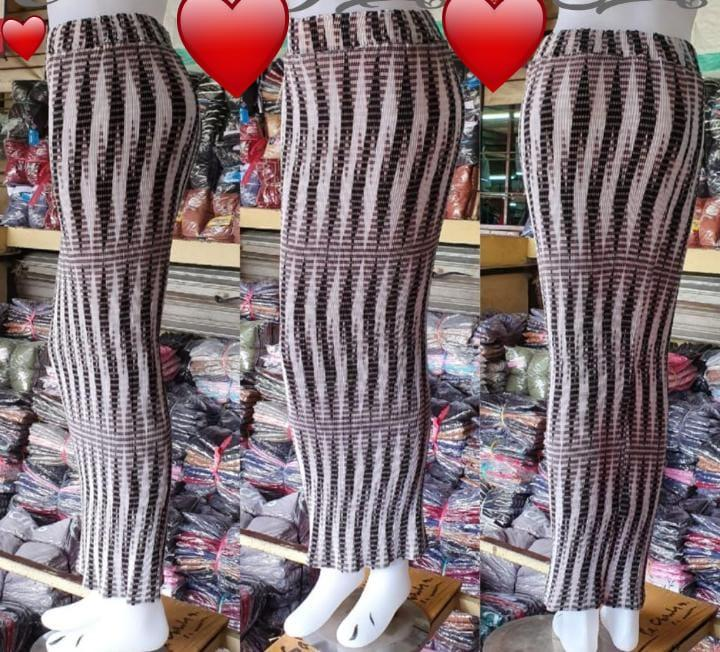 Rok plisket Panjang Rok Kebaya Rok Instans Span Maxi Skirt Bawahan Baju batik Bawahan Kebaya Batik Maxi Skirt AZKA SHOP