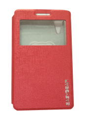 Easy Bear Flip Cover Nokia Lumia 532 - Merah