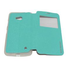 Easy Bear Leather cover Sarung Untuk Nokia Lumia N640  - Hijau Tosca