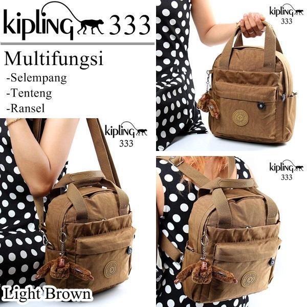 Selempang Ransel Kipling 333 Multifungsi Tas Wanita 6b7b218c11