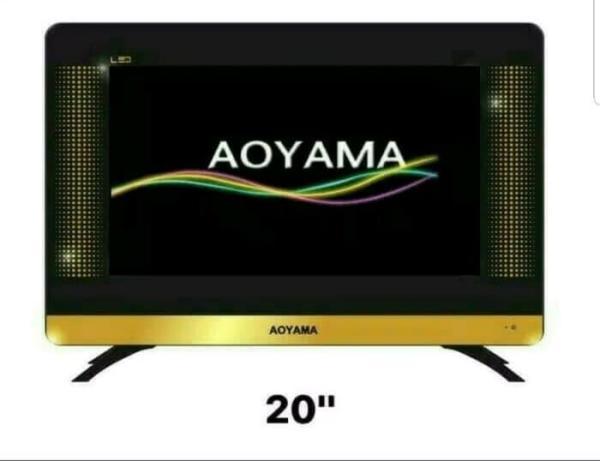TV/TELEVISI LED AOYAMA 20 inch ( USB movies, HDMI, VGA ) TERMUR