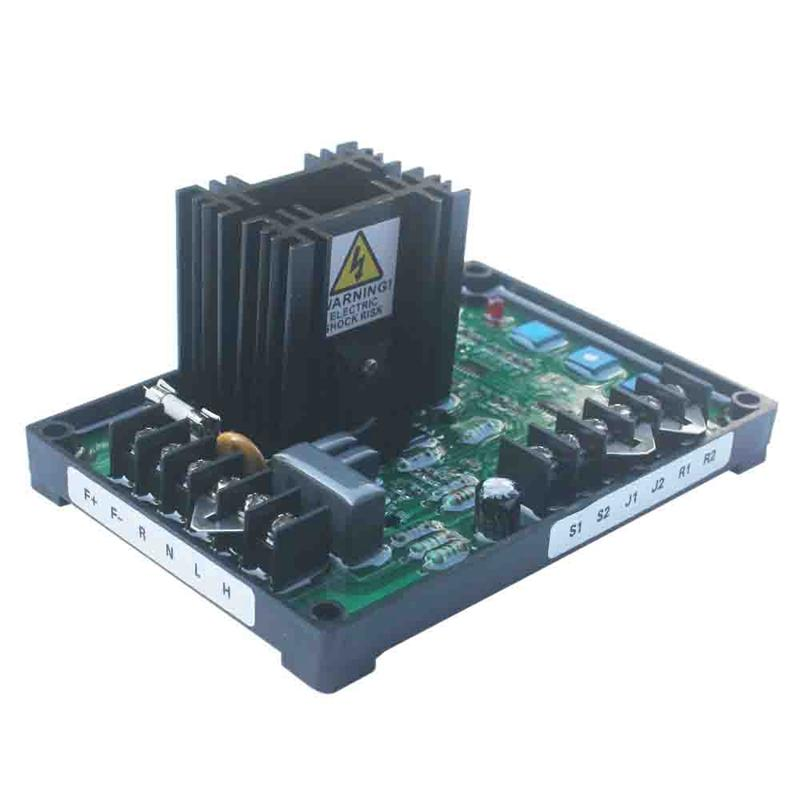 Avr Gavr-15A Automatic Voltage Regulator For Parbeau Generator With Manual