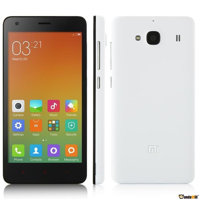 Xiaomi - Redmi 2 4G Lte - 8 Gb - White
