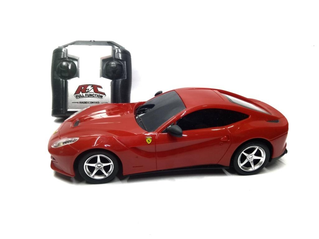 Mobil Remot Control Ferrari Top Speed By Wahana Toys.
