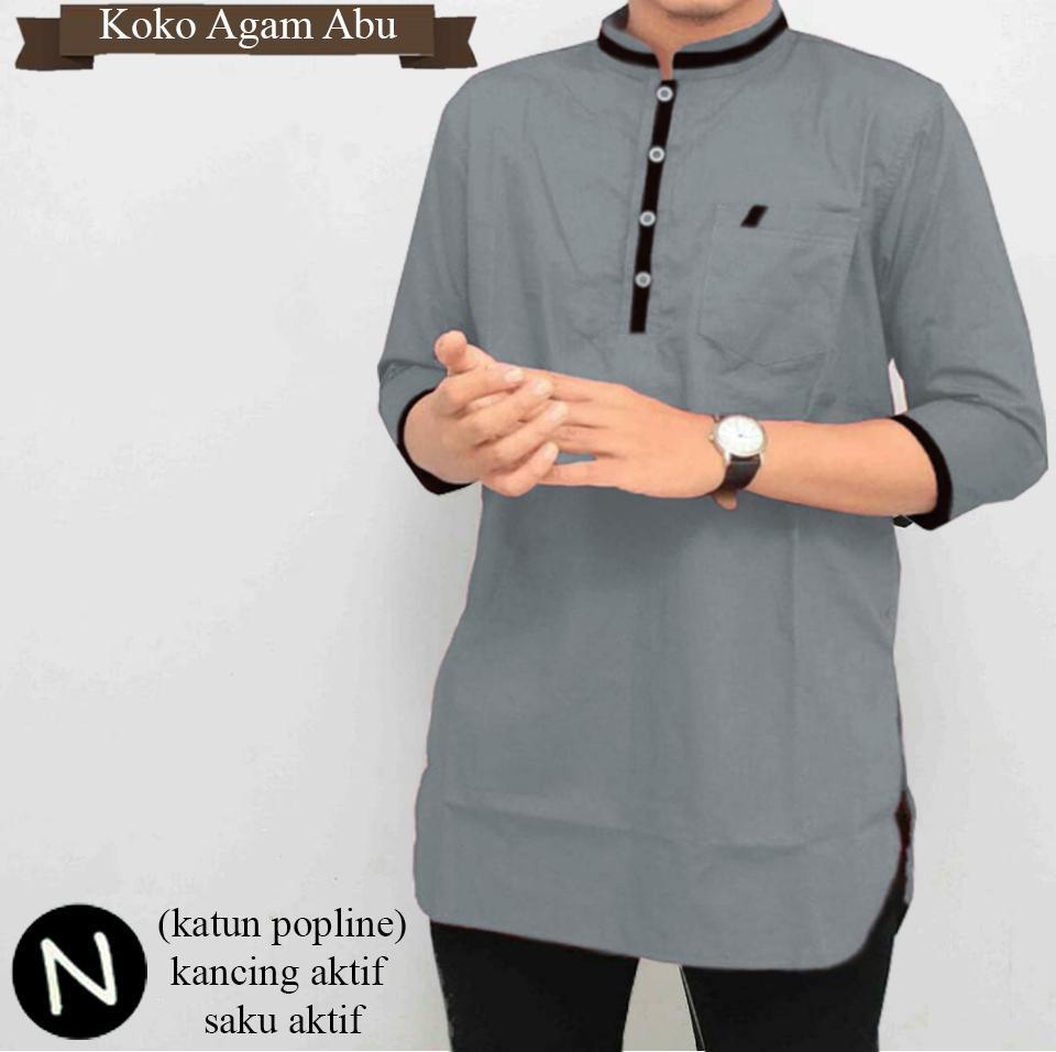 Baju Muslim Pria Terbaru 12