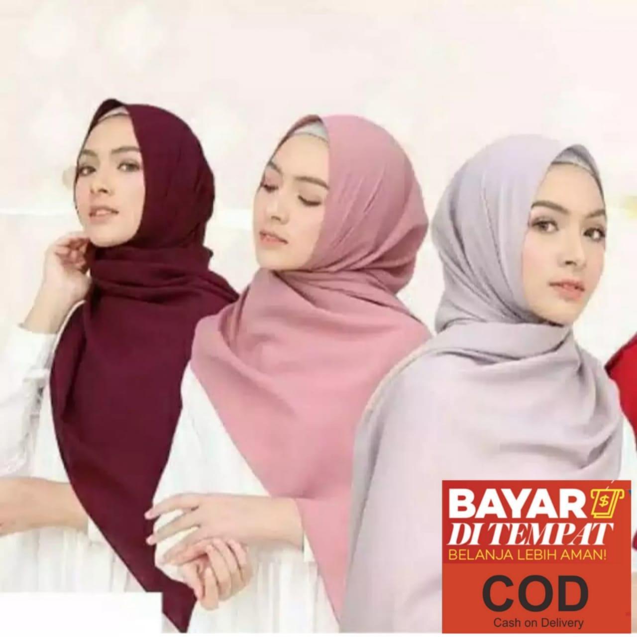 Jilbab Pashmina SABYAN DIAMOND Italiano Kerudung terbaru murah COD gerai ayyub