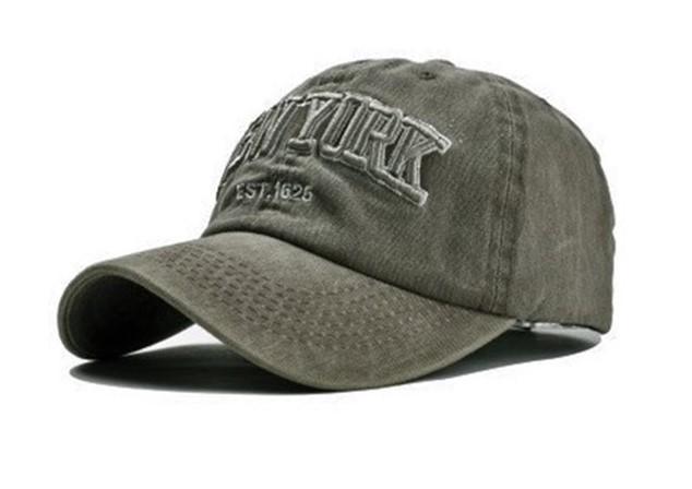 Baseball cap   NEW YORK - Embroidered hip hop snapback adjustable – Topi  Baseball f2a7158b3d