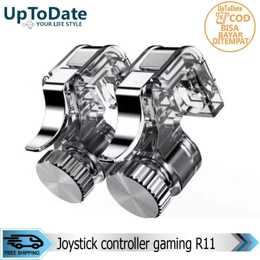 Uptodate Joystick Pubg R11 Fire L1 R1 Button Tombol Pubg Shooter L1r1 Shooter Controller Pubg V3.0 Fut1 By Uptodate