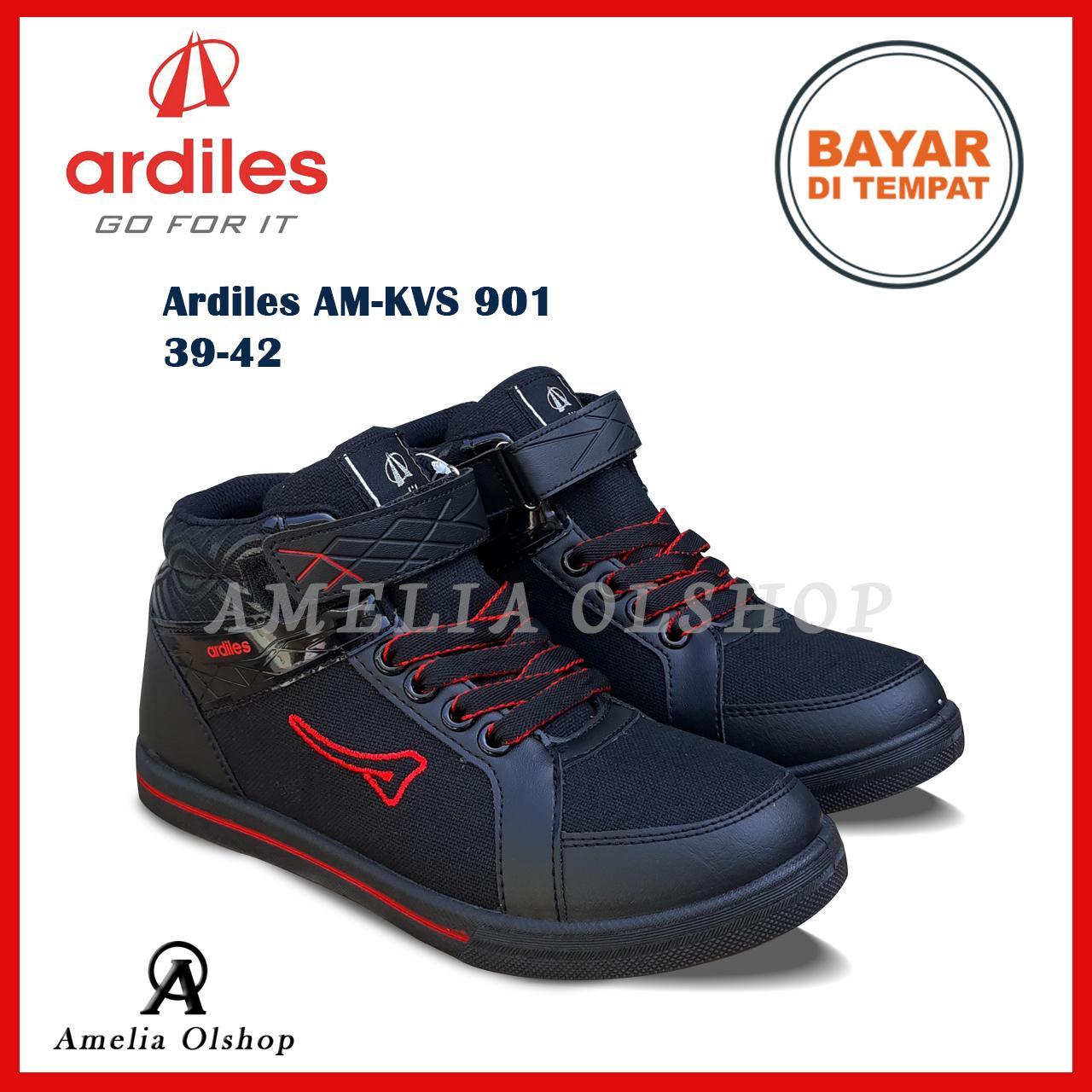 Amelia Olshop - Ardiles Sepatu Sekolah Jaman Now AM-KVS-901 29bfed901b