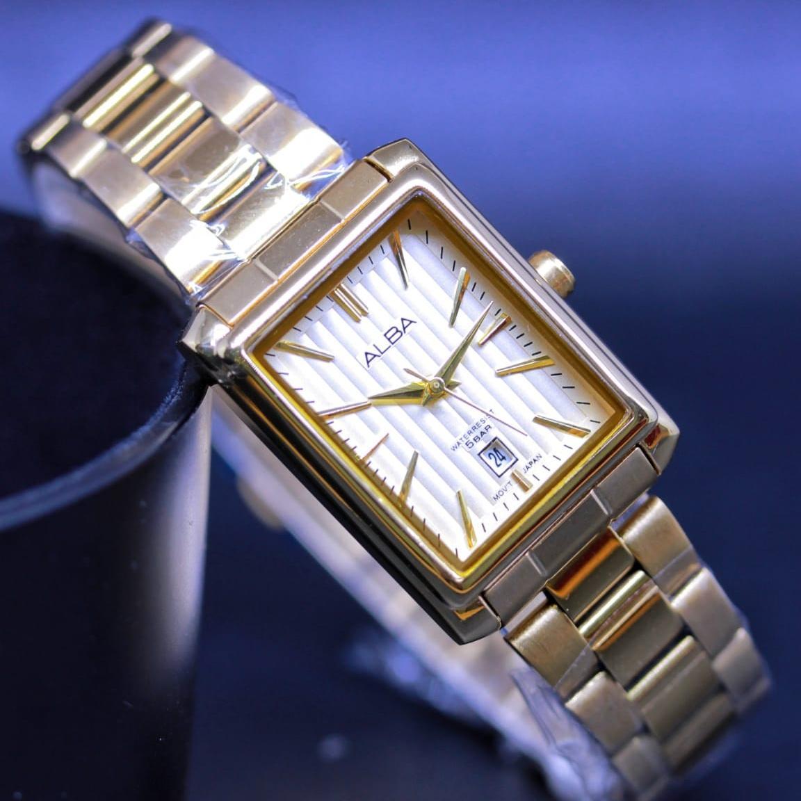 jam tangan fashion wanita Alba