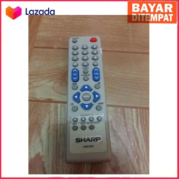 REMOT/REMOTE TV SHARP TABUNG FLAT GA872SB