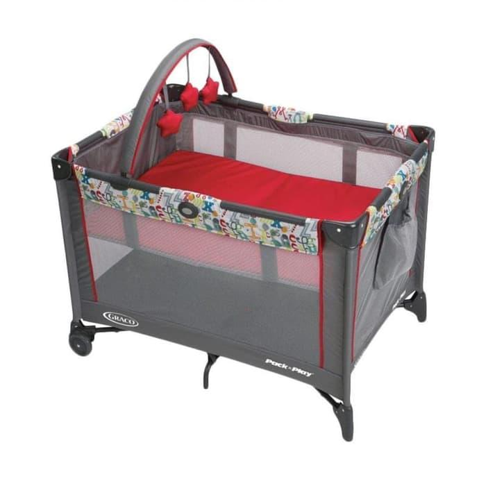 Graco Box On The Go Bear Trail By Adekmungil Baby Shop.