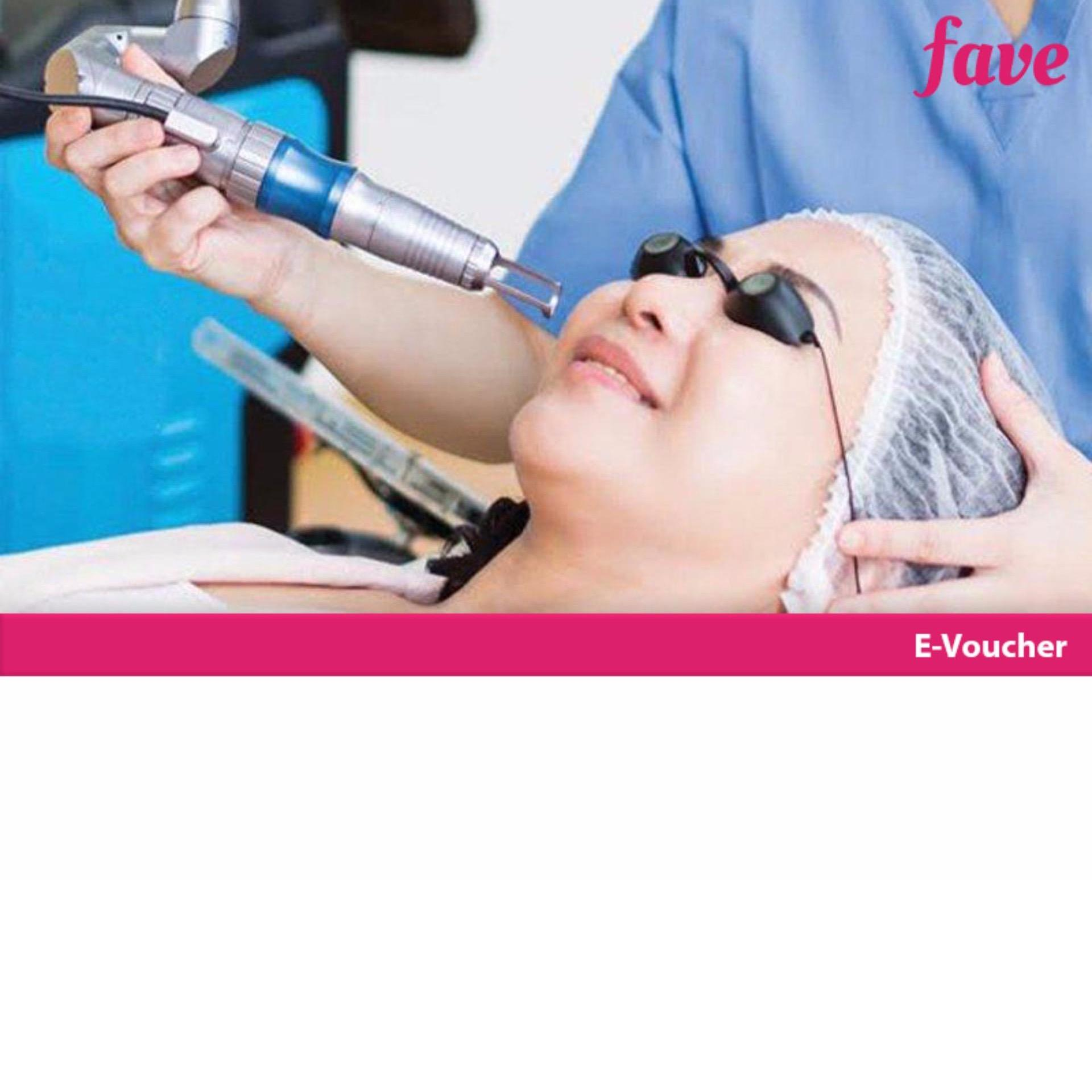 (grand Indonesia) Pure Laser Clinic From Singapore By Ppp 5x Pure Photo Laser Treatment By Fave Indonesia.