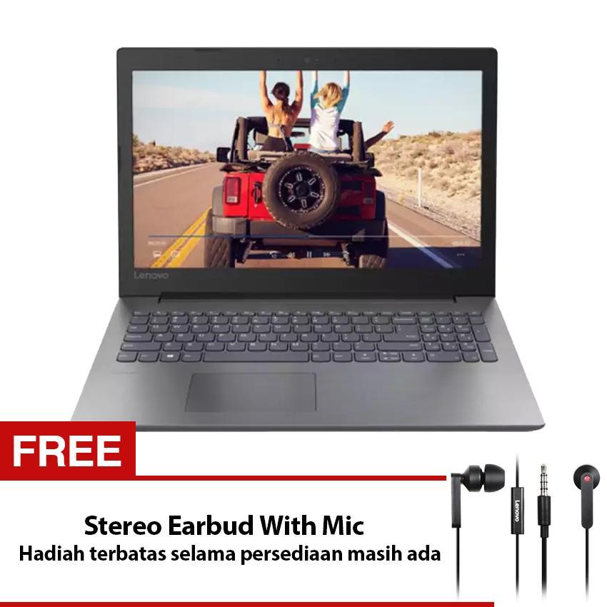 Promo Notebook Baru Lenovo Ideapad 330 - 14AST - AMD A6-9225 APU - 4GB - 500GB -UMA- 14