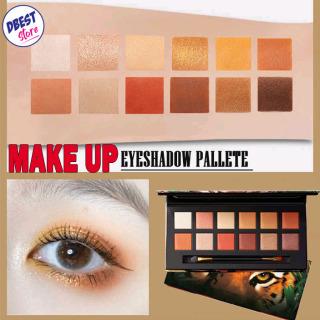 [COD BAYAR DITEMPAT] IMAGES Eye Shadow Palette 12 Colors - Perona Mata Shimmer & Matte - Kosmetik Wanita Korea ADS Eyeshadow Palet Waterproof dan Tahan Lama - 2 Varian thumbnail