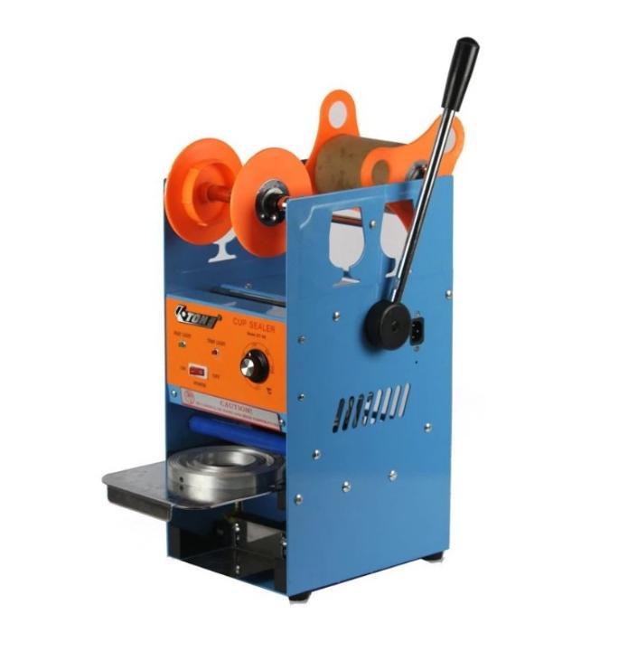 Mesin Cup Sealer Press Gelas Plastik Manual Sealing Machine Eton ET-D8
