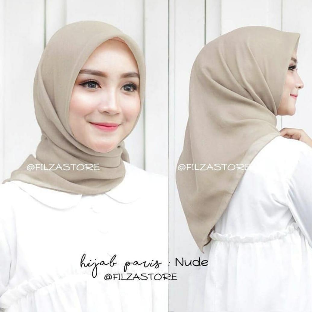 New Jilbab Segi Paris Polos Warna Hijab Segi Empat Paris Polos Kerudung Termurah Paris Segi Empat Kerudung Terbaru 2020 Lazada Indonesia