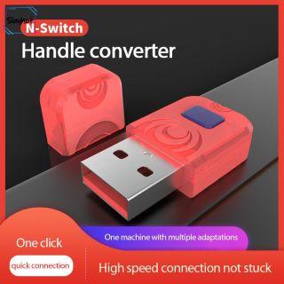 Bộ Thu Chuyển Đổi Bluetooth Không Dây USB, Bộ Điều Khiển Nintendo Switch Switch Lite PS5 PS4 Xbox Cho Tay Cầm PS5 thumbnail