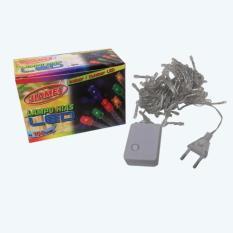 EELIC JIAMEI JM 100LP Lampu Hias LED, Cocok Digunakan Untuk Hiasan Pohon Natal dan Dekorasi