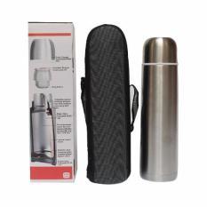 EELIC Q2-6075, Vacuum Flask, Thermos Atau Tempat Botol Penyimpanan Air Panas Dan Dingin