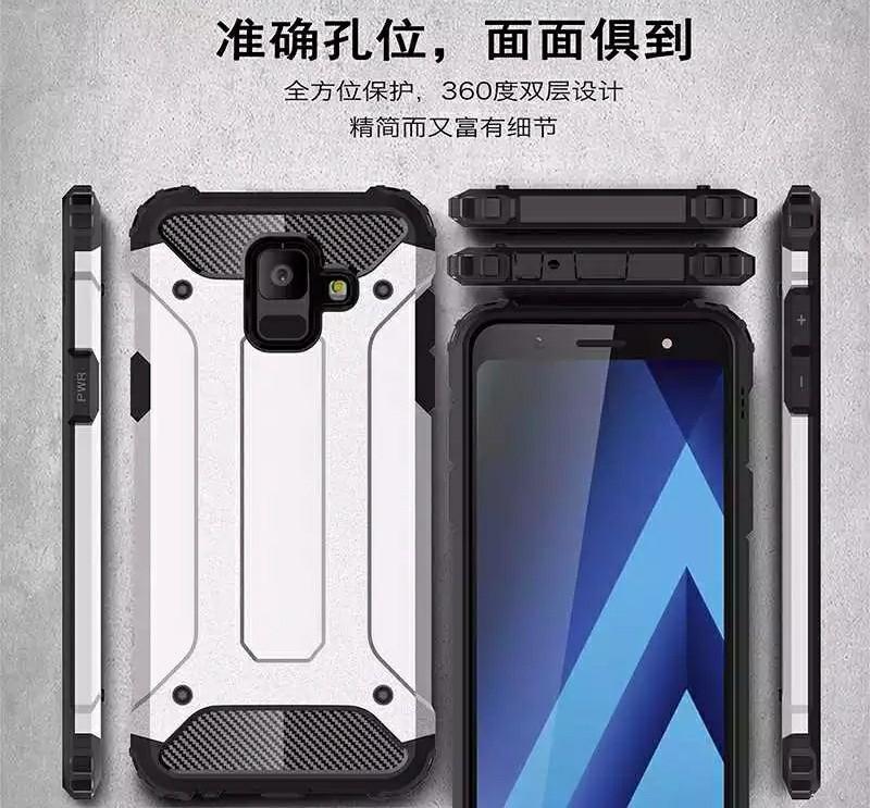 INDO Teleshop Hardcase Spigen Tough Armour Case Casing Iron Robot Samsung Galaxy J7 Pro J730