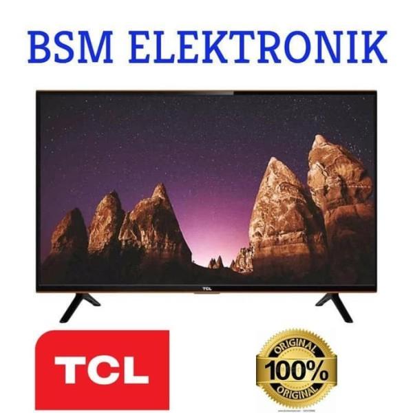 TCL LED TV 32 INCH DIGITAL 32D3000B - Khusus JADETABEK - GRATIS ONGKIR