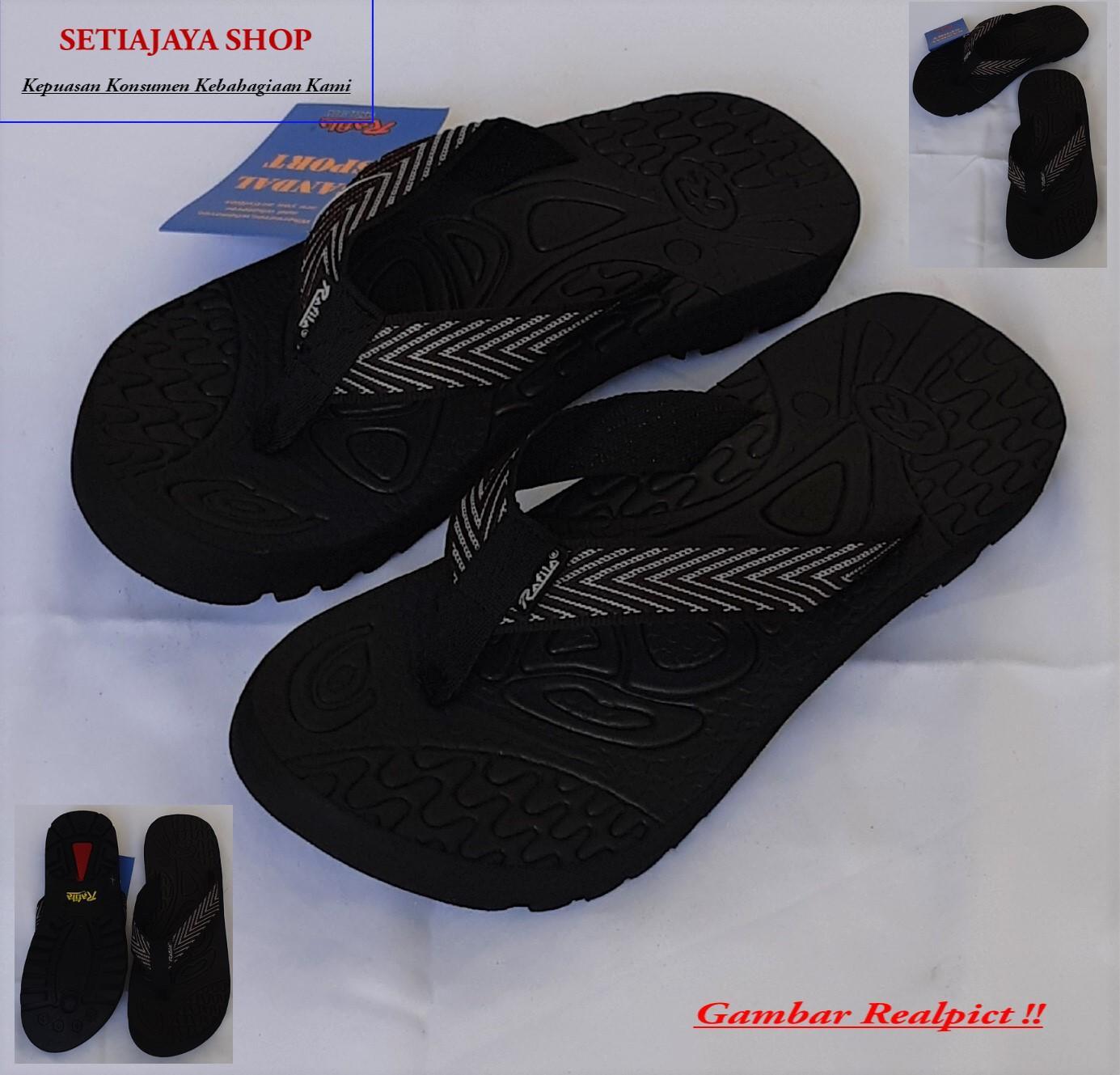Sandal Gunung Rafila Jepit Cewek/Cowok Original -JP-Setiajaya shop