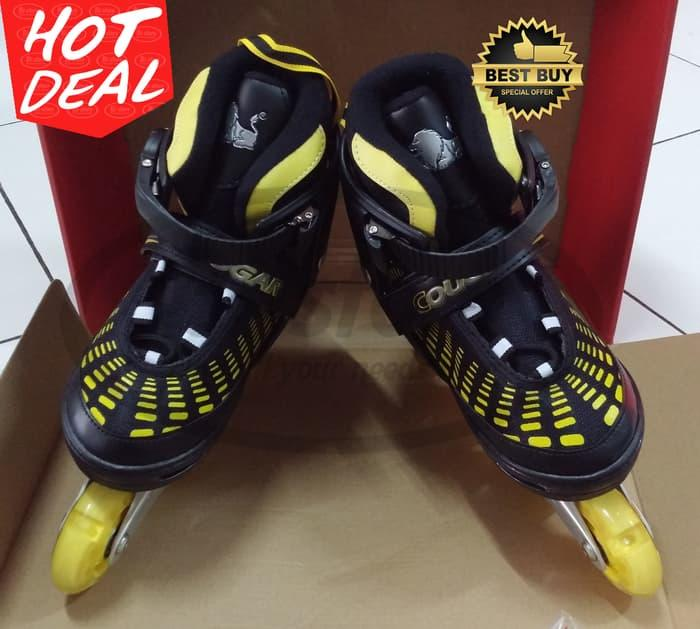 AZALIO STORE sepatu roda cougar power speed   Sepatu roda terbaru   sepatu  roda keren   0eb9f14e81