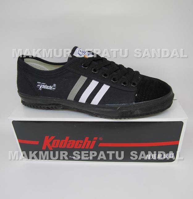 Sepatu Capung - Kodachi 8111 - All Black