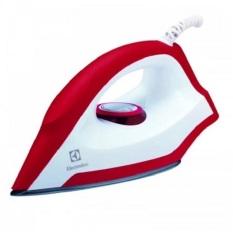 Electrolux Dry Iron EDI1004 - Putih-Merah