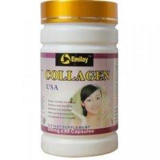 Spesifikasi Emilay Collagen Kapsul Original Bagus