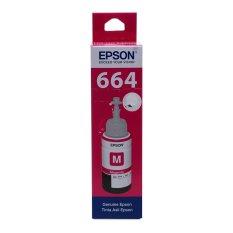Harga Epson Tinta T6644 Magenta Termahal