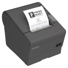 Iklan Epson Tmt82 Thermal Pos Printer Usb Paralel