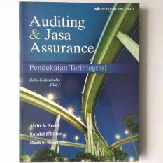 Jual Erlangga Buku Auditing Jasa Assurance Ed 15 Jl 1 Arens Elder Beasly Murah Di Jawa Timur