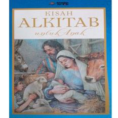 Diskon Besarerlangga Buku Kisah Alkitab Untuk Anak