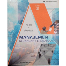 Toko Erlangga Buku Manajemen Keuangan Perusahaan Ed 2 I Made Sudana Di Jawa Timur