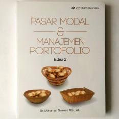 Spesifikasi Erlangga Buku Pasar Modal Manajemen Portofolio Ed 2 Dr Mohamad Samsul Msi Ak Murah Berkualitas