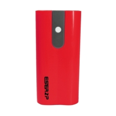 Harga Eser 2In1 18650 Charger Baterai Powerbank 2 Color Casing Con Phxrw Red Di Indonesia