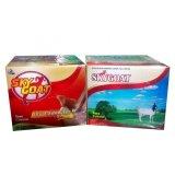 Etawa Skygoat Susu Kambing Combi Coklat 2 Kotak Etawa Diskon 50