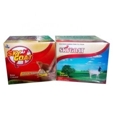 Iklan Etawa Skygoat Susu Kambing Combi Coklat 2 Kotak